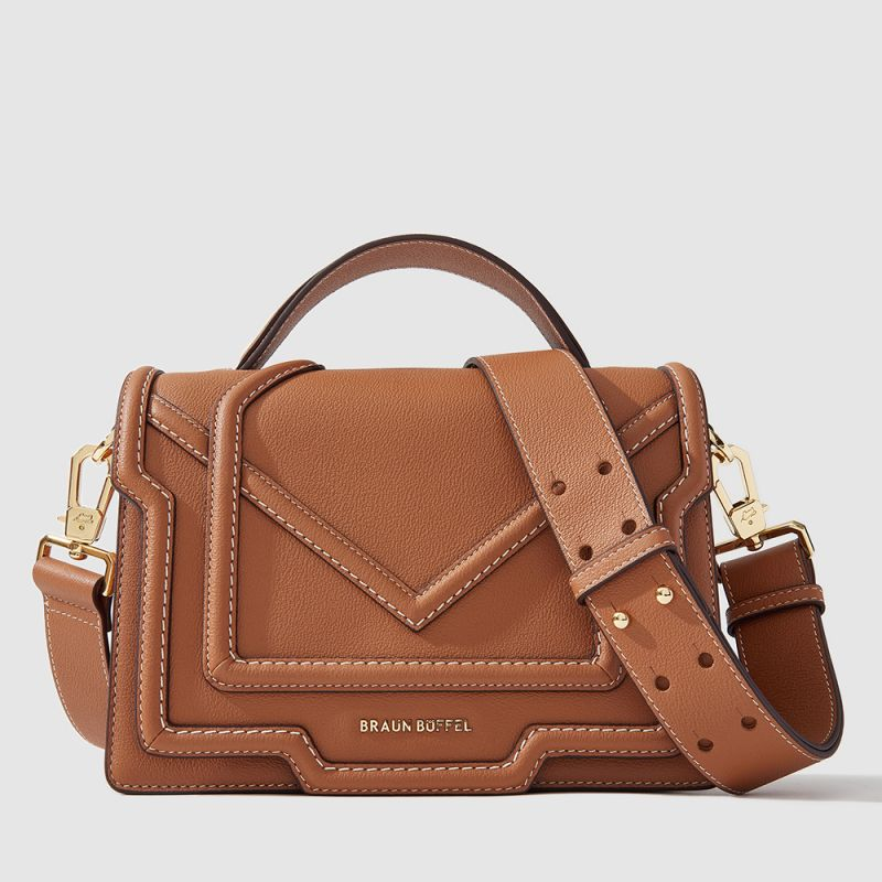 CATE SMALL TOP HANDLE BAG