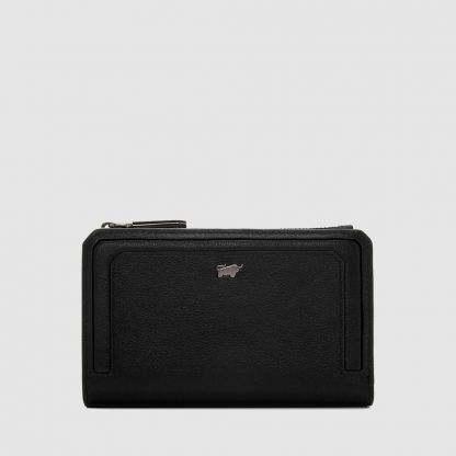 7DAYS 2 FOLD 3/4 WALLET WITH EXTERNAL COIN