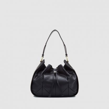 MELODY SMALL BUCKET BAG