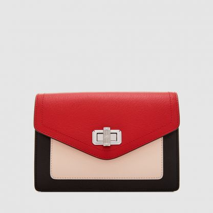 MIX&MIX MINI CROSSBODY BAG WITH WALLET
