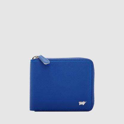 MYBAG ZIP CENTRE-FLAP WALLET WITH COIN COMPARTMENT