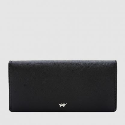 MYBAG 2 FOLD LONG WALLET (BOX GUSSETS)